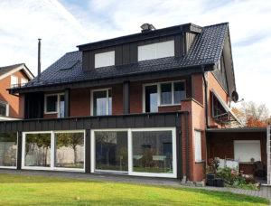 Das Haus der Familie Dahlke